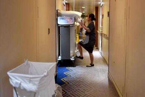 Why you should turn down an upgrade on a cruise ship