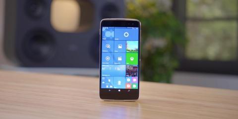 Windows phones were wound down in 2017.