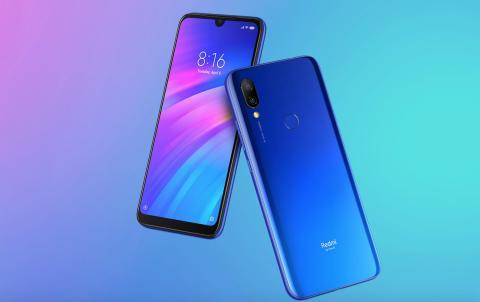 Mejor móvil Xiaomi por menos de 150 euros Redmi 7