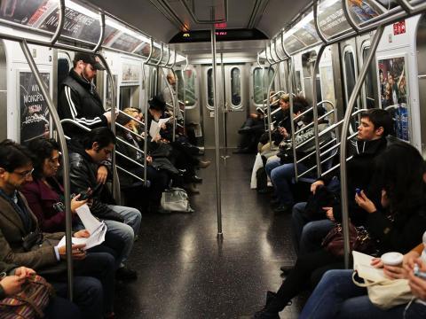 A pesar de los fallos, el metro de Nueva York es fantástico para moverse.