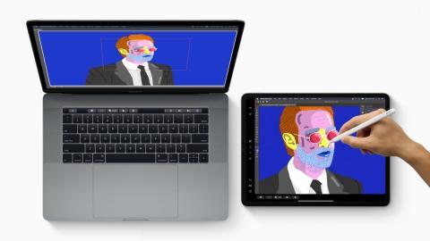 El iPad será capaz de ser segunda pantalla del Mac de forma nativa.