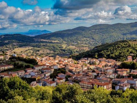 Ollolai, Sardinia, Italy.