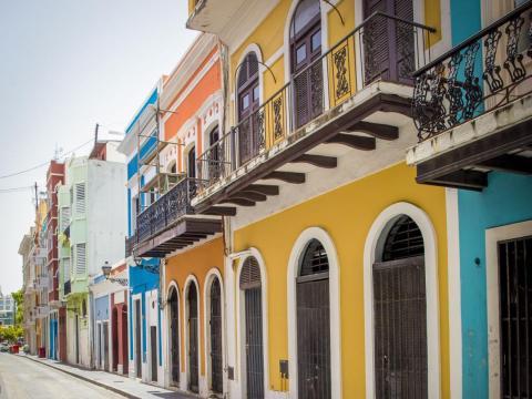 5. San Juan, Puerto Rico