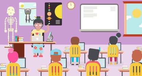 7. Si eres profesor, puedes visitar Amazon Inspire para obtener un montón de recursos educativos.