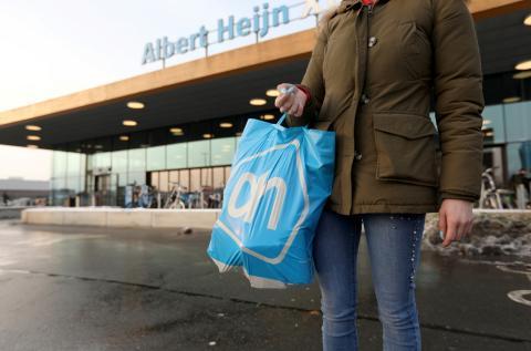 Un establecimiento de Albert Heijn en Holanda