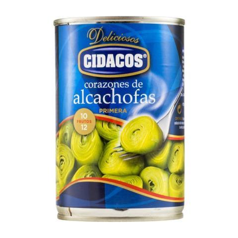 alcachofas cidacos