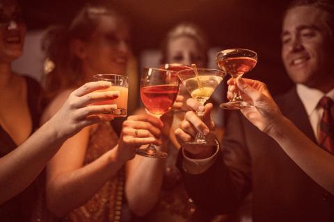 El alcohol de noche afecta a tu sueño