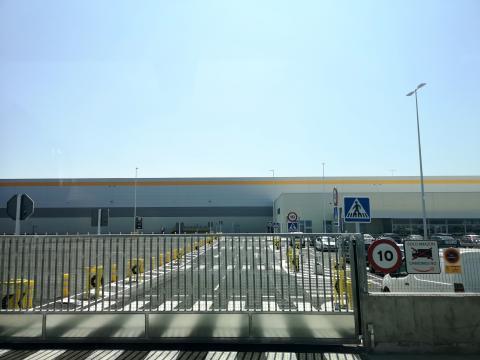 Amazon Illescas parking