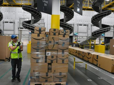 Amazon will deliver all of its Prime members' packages in one day... but not yet.