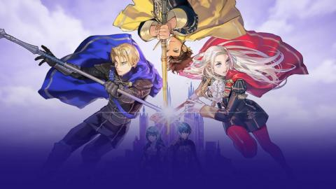 Review Fire Emblem Three Houses