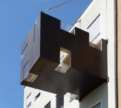 Arquitectura parásita