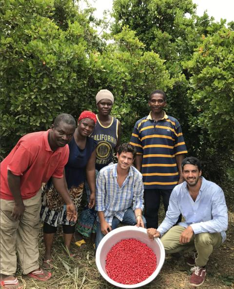 esta startup quiere traer un nuevo alimento a España y para ello trabaja mejorando la vida de campesinos en Ghana