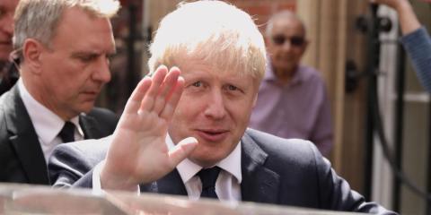 Boris Johnson has won the race to be prime minister