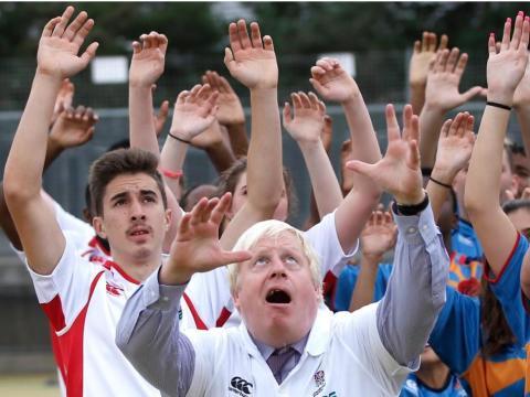 """Boris se sintió """"muy humillado"""" al ser elegido para esta posición."""