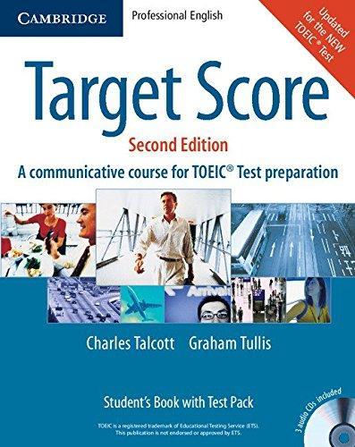 Business english y certificado: Target Score