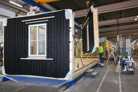 Casas prefabricadas Ikea