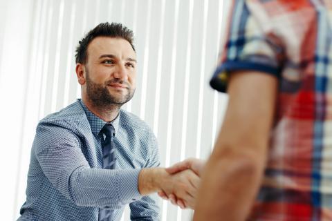 Cómo actuar después de una entrevista