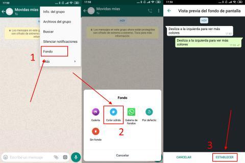Cómo ahorrar batería con WhatsApp