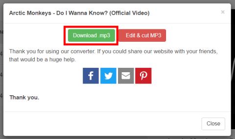 Cómo bajar música y canciones de YouTube sin usar programas