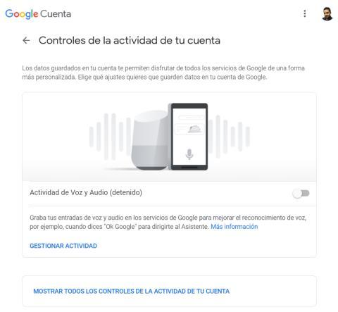 Cómo evitar que Google grabe tus conversaciones con Google Home