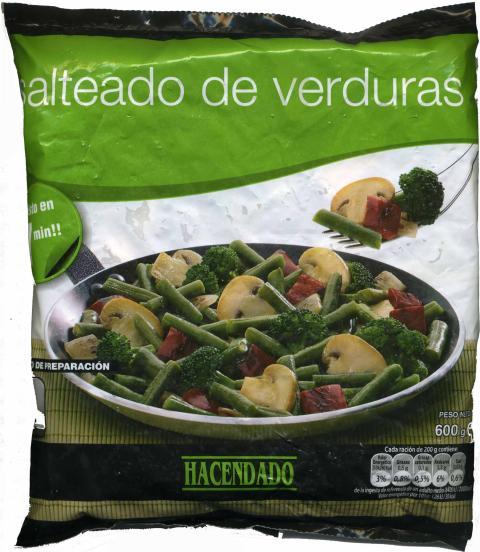 congelados saludables de Mercadona.