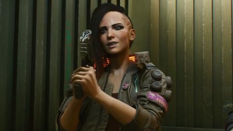 cyberpunk 2077 v femenina