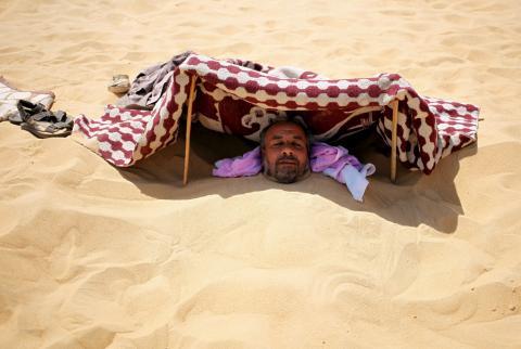 Desierto de Egipto