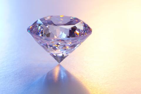 Diamantes de color