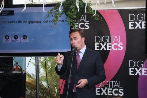 Dimas Gimeno, expresidente de El Corte Inglés.