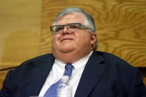 El director del Banco de Pagos Internacionales, Agustín Carstens