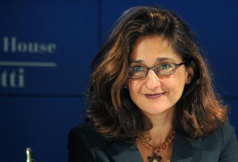 La directora de la London School of Economics Nemat Shafik