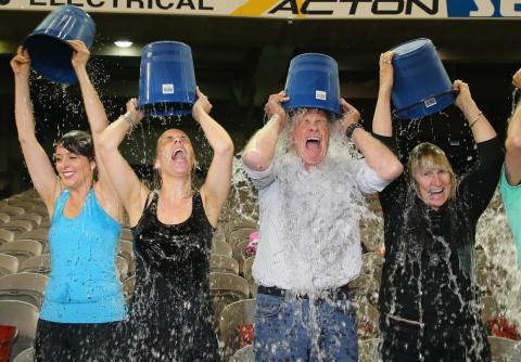 No es necesario hacer el Ice Bucket Challenge para mantenerse fresco, aunque no está de más.
