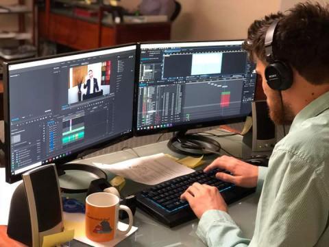 editor vídeo
