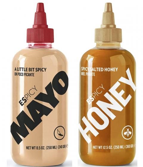 Espicy Mayo y Espicy Honey