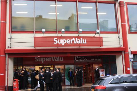 Un establecimiento de SuperValu