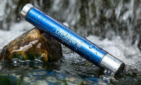 Filtro de agua Lifestraw