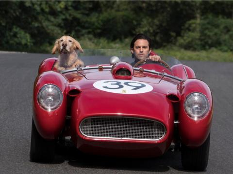"Milo Ventimiglia protagonizará ""The Art of Racing in the Rain""."