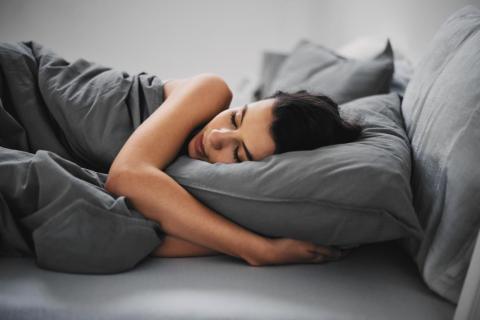 Congelar las sábanas es una técnica muy extendida.