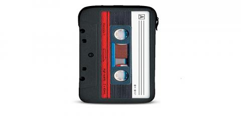"""Funda Cassette para tablets y ordenadores de 10.1"""""""