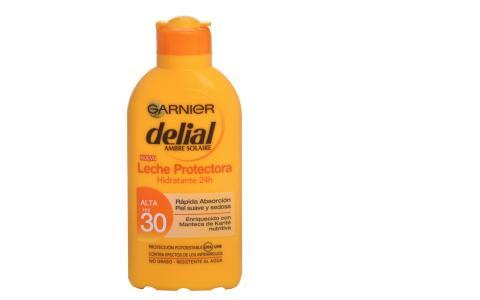 Garnier Delial Leche Protectora Hidratante
