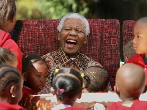 Madiba es un título de respeto del nombre del clan Xhosa de Mandela.