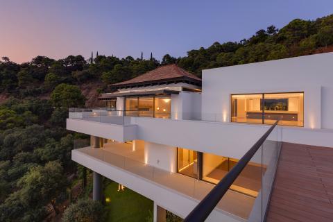 H25 villa en la Zagaleta