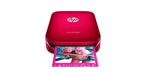HP Sprocket - Impresora fotográfica portátil