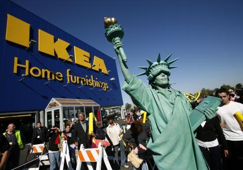 Ikea Blooklyn