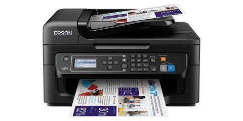 Impresora multifución Epson Workforce WF-2630WF con un descuento del 47%