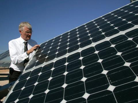 Ingeniero de sistemas de energía solar