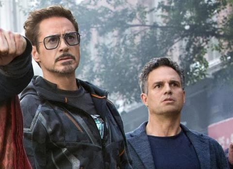 Iron Man Tony Stark Gafas de Sol