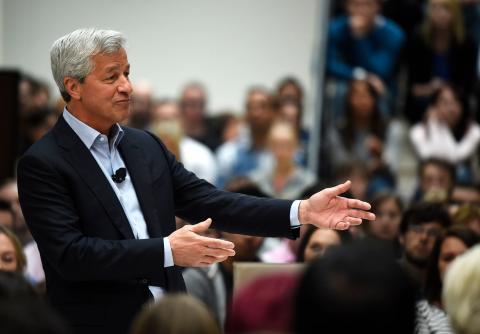 Jamie Dimon, CEO de JPMorgan