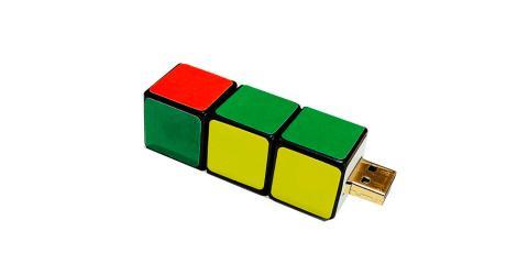 Lleva un cubo de Rubik a cualquier parte mientras guardas los documentos más importantes