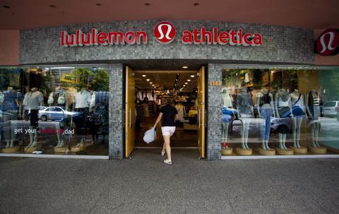 lululemon tienda